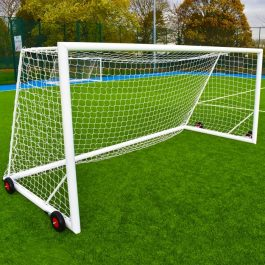 Self Weighted Football goal